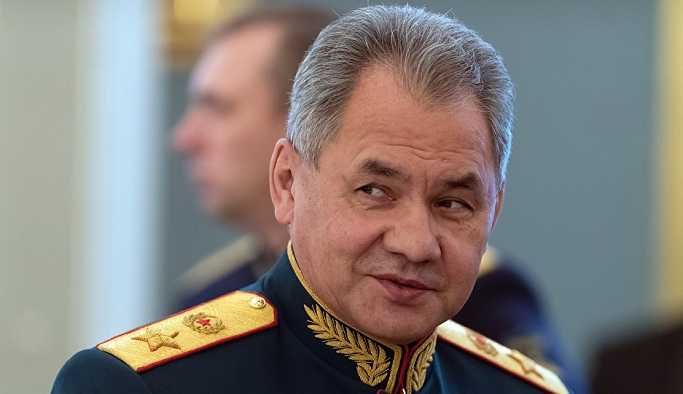 Şoygu: Rusya'da her 5 yılda bir büyük tatbikat yapılacak
