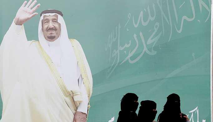 Suudi Arabistan Kralı ile BM Genel sekreteri dünya barışını görüştü