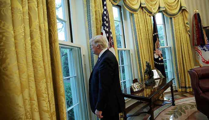 Trump: Orada 3000 kişi ölmedi