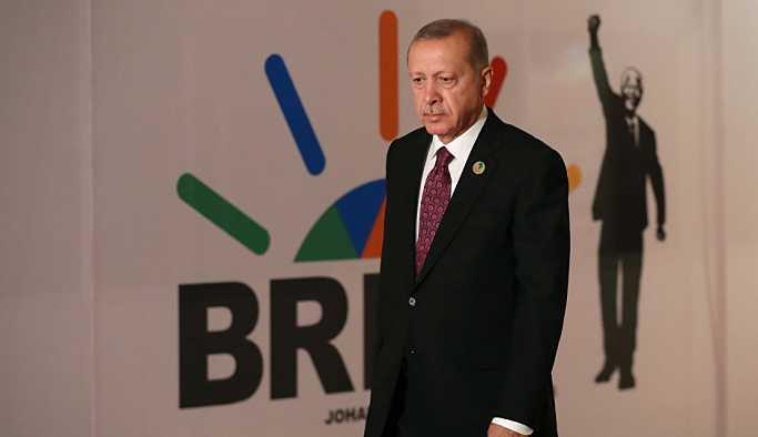 'Türk halkı, Batı'nın sadece kendi çıkarına dönük politikalarına karşı başka müttefik arayışında'