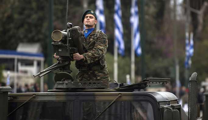 WSJ: Türkiye ile gerilim yaşayan ABD, Yunanistan'daki askeri varlığını büyütmek istiyor