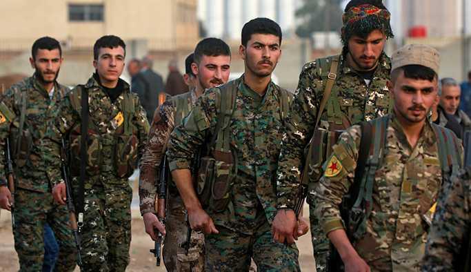 YPG: Suriye ordusunun İdlib operasyonuna katılmayacağız