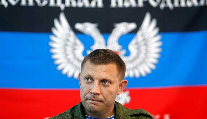 'Zaharçenko suikastının arkasında Batılı istihbarat servisleri var'