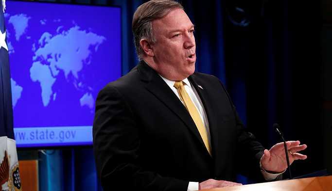 ABD Dışişleri Bakanı Pompeo'dan kayıp gazeteci Kaşıkçı'yla ilgili şeffaflık çağrısı