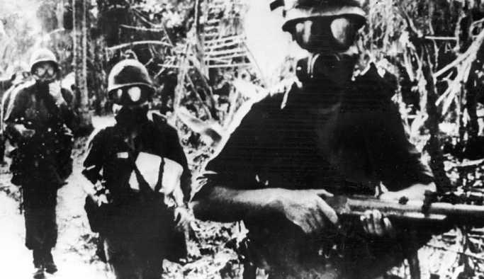 'ABD Vietnam Savaşı'nda nükleer silah kullanmak istedi'