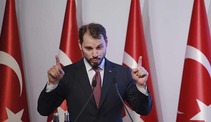 Albayrak: Türkiye'nin uluslararası risk priminde önemli bir düşüş gördük