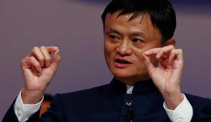 Alibaba kurucusu Jack Ma: Nakitsiz bir toplum istiyorum