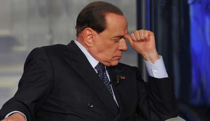 Berlusconi'den yeni 'keşif': Karadeniz kara değilmiş