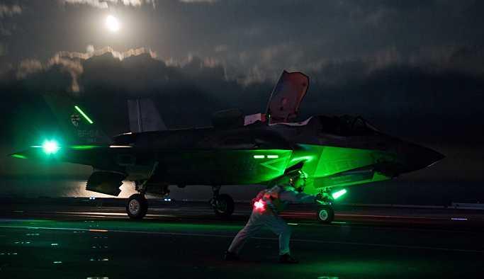 Bloomberg F-35'in 'ufak' bir sorununa dikkat çekti: Bazı parçalar sadece Türkiye'den alınıyor