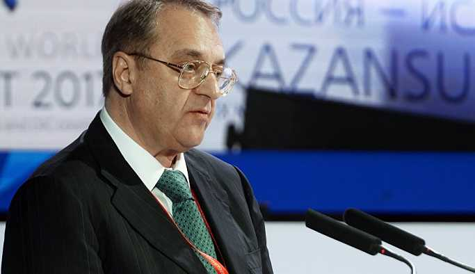 Bogdanov: Soçi'de varılan tüm anlaşmaların uygulanmasını istiyoruz