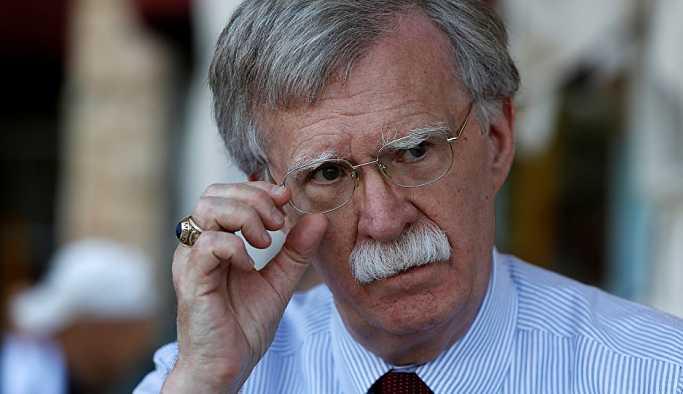 Bolton: Moskova'ya ABD ile Rusya arasındaki ilişkileri düzeltmek için gidiyorum