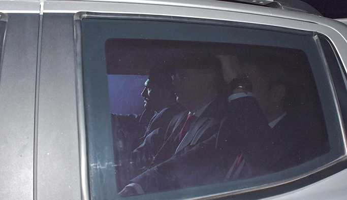 Brunson evine ulaştı, uçak ayarladığında yola çıkacak