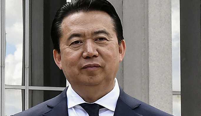 Çin, Interpol Başkanı Meng'in tutuklandığını açıkladı