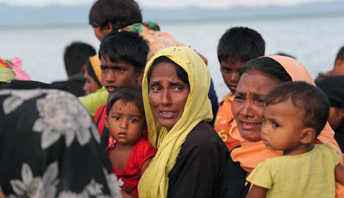'Çin, 3 bin Arakanlının dönüşü için Myanmar'la anlaşmaya çalışıyor'