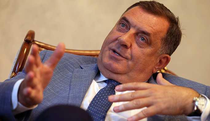Dodik: Bosna-Hersek'in Kırım'ı Rusya'nın bir parçası olarak tanıması için çalışacağım