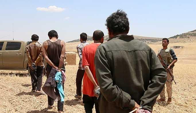 DSG, esir aldığı çoğu yabancı 'binlerce' IŞİD'liden kurtulmak istiyor