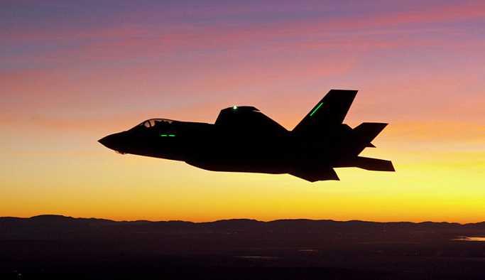 F-35'lere yine 'kara' günler düştü