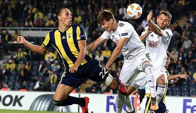 Fenerbahçe, sahasında Spartak Trnava'yı ağırlıyor