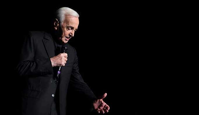 Fransız şarkıcı Charles Aznavour hayatını kaybetti