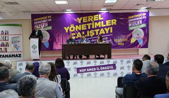 HDP'den yerel seçim ittifakına yeşil ışık
