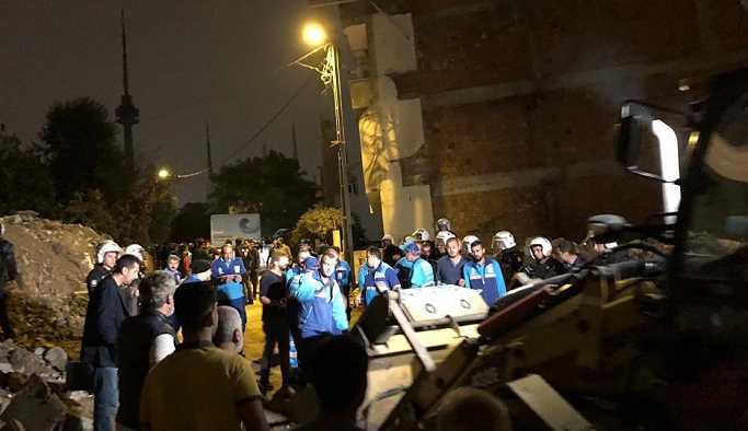 HDP'li Gergerlioğlu: Üsküdar'da yıkılan cami alanı Katar Şeyhi'ne verilecek