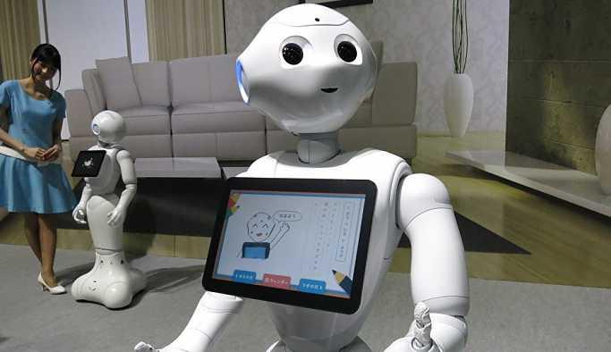 İngiliz parlamentosuna tanık olarak bir robot çağrıldı