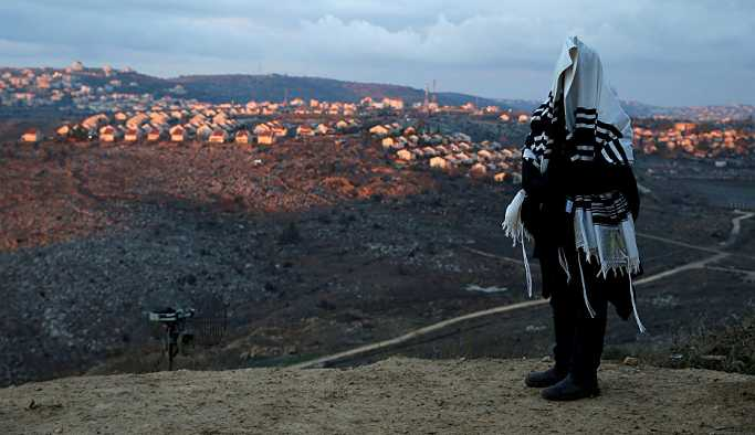 İsrail'den 31 yeni yerleşim birimi planı