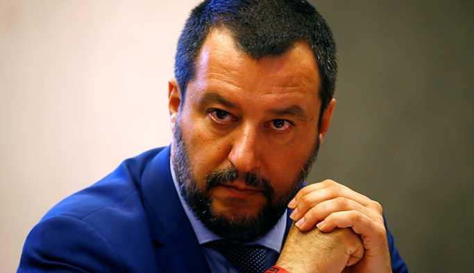 İtalya Başbakan Yardımcıs Salvini: Avrupa'nın gerçek düşmanları Juncker ve Moscovici'dir