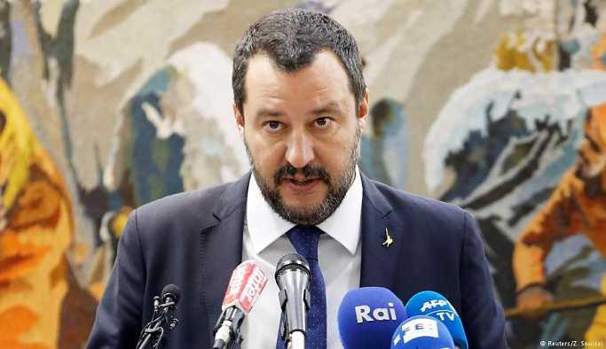 """İtalya İçişleri Bakanından Türkiye'ye """"işgal"""" suçlaması"""