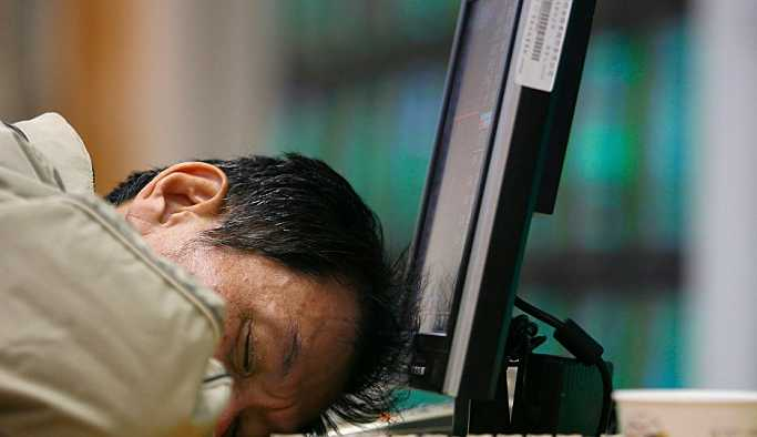 Japonya'da bir şirketten düzenli uyuyan çalışanlara para ödülü