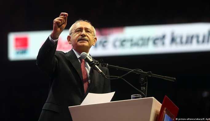 Kılıçdaroğlu: Hiçbir siyasal parti CHP'nin eline su dökemez
