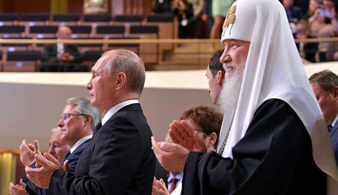 Kremlin: Ortodoks dünyasında bölünmeye yol açacak adımların atılmasına karşıyız