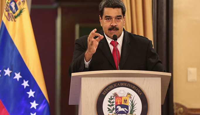 Maduro: Yardımcım El Aissami, Rusya ve Türkiye'de önemli anlaşmalar yapıyor