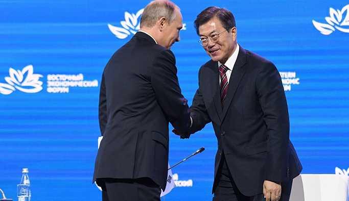 Matvyienko: Putin, Güney Kore'yi 2019'da ziyaret edebilir