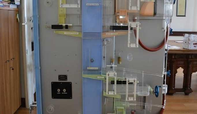 'Milli Gelir Hesaplama Makinesi' yeniden çalışır durumda: MONIAC