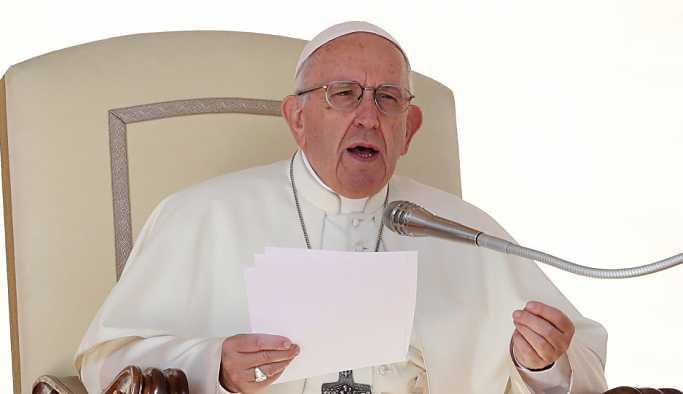 Papa'dan kürtaj açıklaması: Kiralık katil tutmaya benziyor