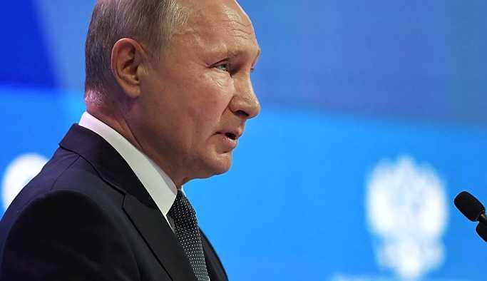 Putin: Kaşıkçı'nın başına gelenlerden ABD sorumlu