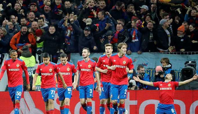 Real Madrid, CSKA Moskova'ya kaybetti
