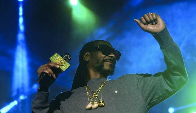 Snoop Dogg 'İyi Oyun' filmi için K.A.A.N.'la düet yaptı