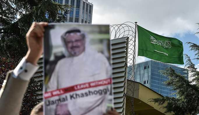 Suudi Arabistan Kaşıkçı'yı öldürme emri verdiği yönündeki iddiaları yalanladı