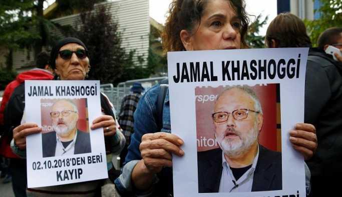 Suudi gazeteci Kaşıkçı, Münevver Karabulut gibi aranacak