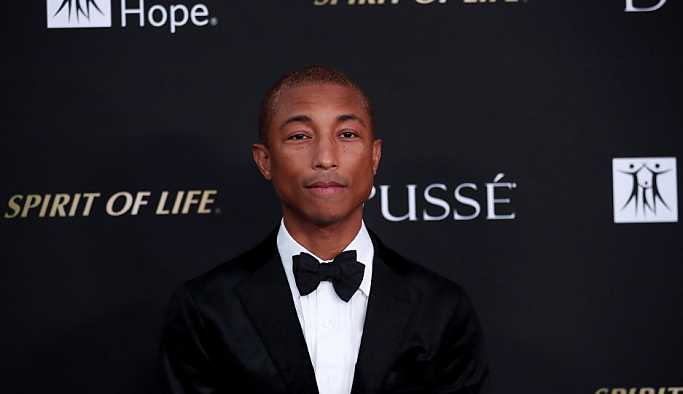 Ünlü müzisyen Pharrell Williams'tan Trump'a yasak