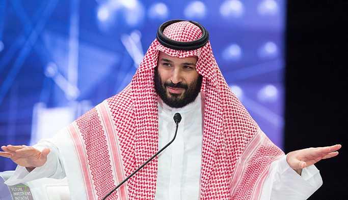 Veliaht Prens Selman: Ortadoğu, yeni Avrupa olacak