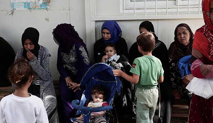 Yunanistan'da kayıt dışı mültecilerin sayısı artıyor: Türkiye'yi suçladılar