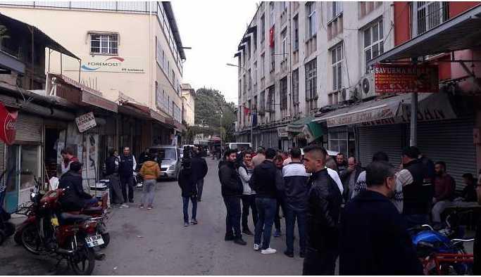 Adana'da saya işçileri iş bıraktı
