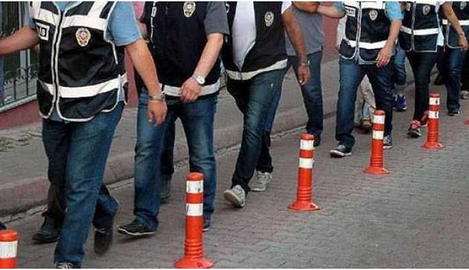 Ağrı'da 15 gözaltı