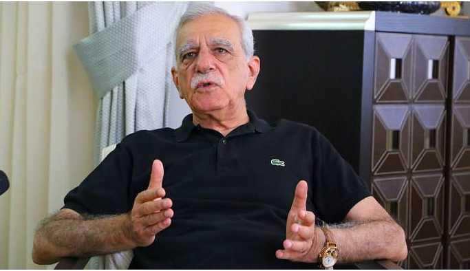 Ahmet Türk, Kemal Kılıçdaroğlu ile görüşmesini anlattı