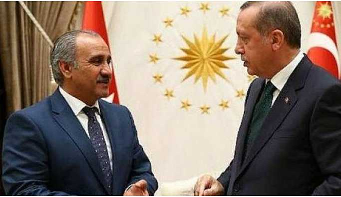 AKP Mardin'de Kahraman'a mecbur kaldı!