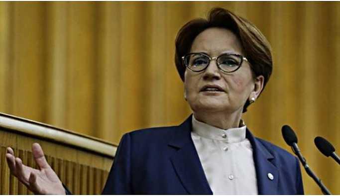 Akşener: Sayıştay'ın raporları yolsuzluk ansiklopedisine döndü
