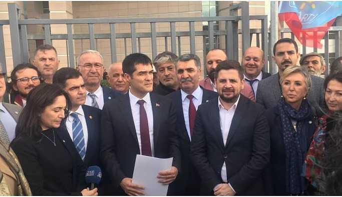 Arnavutköy Belediyesi yöneticileri hakkında suç duyurusu